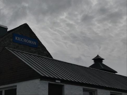 Kilcho Distillery Kiln
